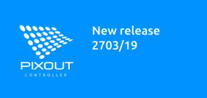 Pixout software release image